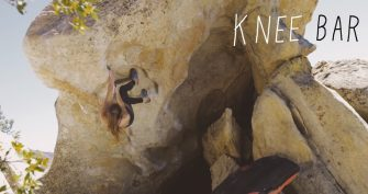 The Physics of Bouldering - Katie Myers geeft klimles
