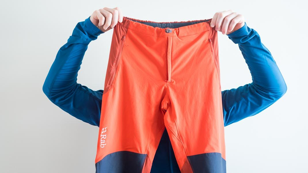 Review: Rab Torque Pants