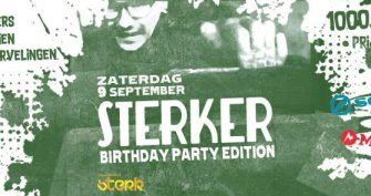 Sterker Birthday Edition