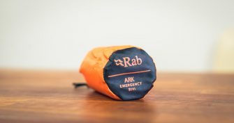Review: Rab ARK Emergency Bivi