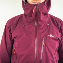 Review: Rab Firewall Jacket